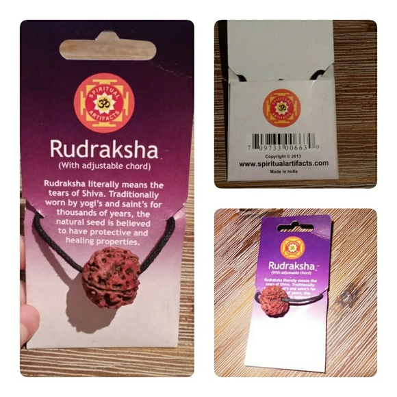 NWT Rudraksha Yoga Made in India Boutique